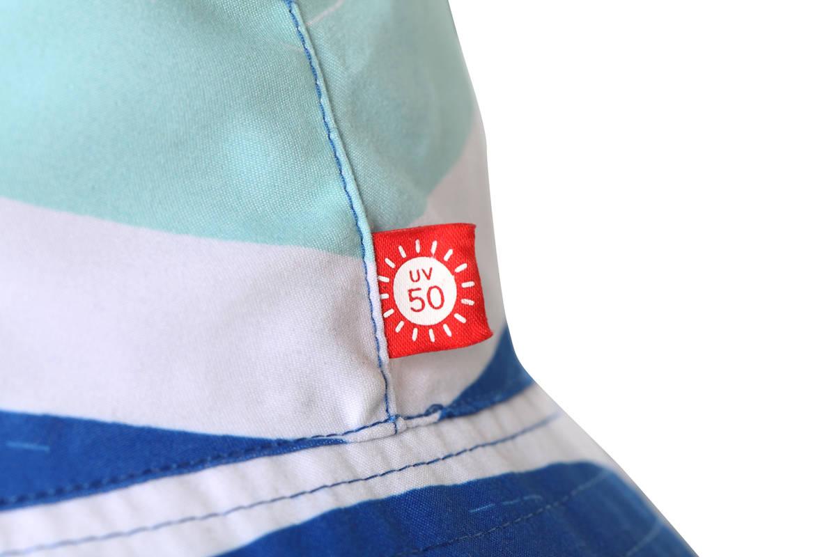 Reima Viehe lasten UV-hattu - Ultramarine Blue - UV-vaatteet - 2002151414 - 6