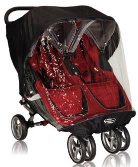 Baby Jogger sadesuoja - Sadesuojat tuplarattaisiin - 745146502024 - 1