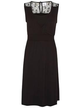 Mamalicious MlMaya Tess S/L Jersey Dress imetysmekko - Mekot ja hameet - 5112001414 - 1