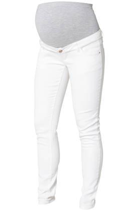 Mamalicious MlSigga Slim Plain Jeans odotushousut - Housut ja haalarit - 56696332014 - 1