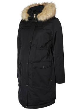 Mamalicious MlIcy Parka Coat toppatakki odottajille - Takit - 3226698544 - 1