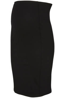 Mamalicious MlLuna Jersey Pintuc Skirt odotushame - Mekot ja hameet - 3260014474 - 1