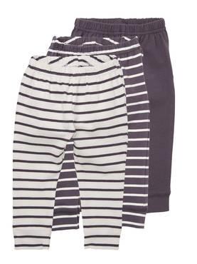 Minimize MmDust Basic Leggings 3-pack housut - Sukkahousut ja legginsit - 6251002854 - 1