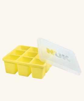 Nuk Freezer Tray pakastelokerikko 9 kpl - Lapsen ruoan pakastus - 4008600211914 - 1