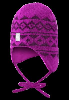 Reima Beanie Varpunen villamyssy - Pink - Kypärälakit ja pipot - 69995330214 - 1