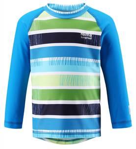 Reima SunProof Borneo UV-paita - Ocean Blue - UV-vaatteet - 6320035474 - 1