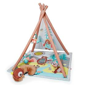 Skip Hop leikkimatto Camping Cubs - Leikkimatot ja jumppamatot - 8796740025864 - 1