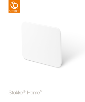 Stokke Home Bed Guard lisälaita sänkyyn - Turvalaidat ja lisäosat - 7040354098004 - 1