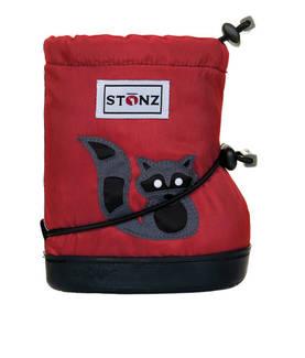 Stonz Booties töppöset  - Raccoon Red Plus - Töppöset - 3200210054 - 1