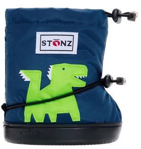 Stonz Booties töppöset - Dragon Navy Blue Plus - Töppöset - 3220021014 - 1