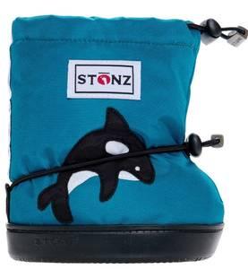 Stonz Booties töppöset 2017 - Orca Teal Plus - Töppöset - 2003335214 - 1