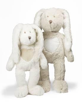 Pienempi valkoinen - Pehmolelut ja ensilelut - 7331626015554 - 1