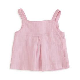 Aden+anais Smock Top toppi - Lovely Pink - Paidat ja mekot - 6233658544 - 1