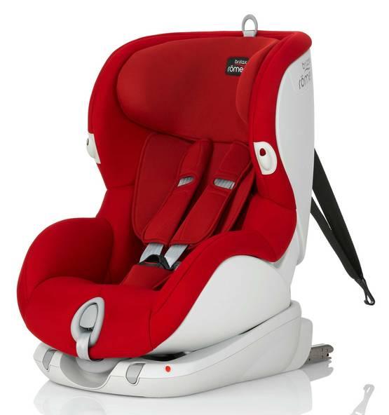 Flame Red 2016 - Turvaistuimet - 4000984095364 - 2