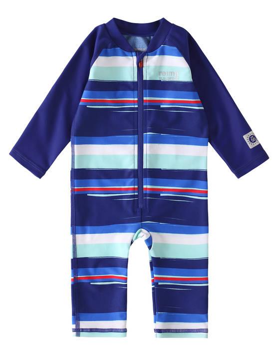 Reima SunProof Maracuya UV-uima-asu - Ultramarine Blue - UV-vaatteet - 21520010214 - 1
