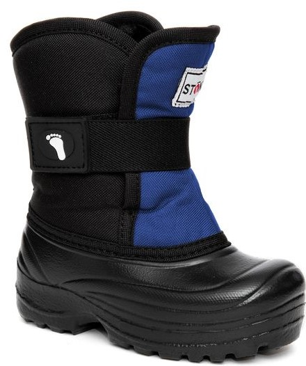 Stonz Winter Bootz Scout talvikengät - Slate Blue/Black - Talvikengät - 2002211444 - 1