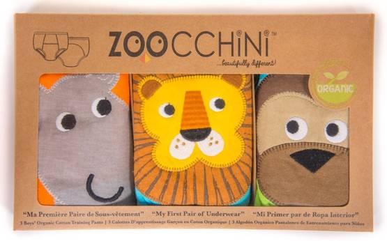 Zoocchini kuivaksiopetteluhousut - Safari Friends, pojat - Koko 2-3 -v. - 2150012474 - 1