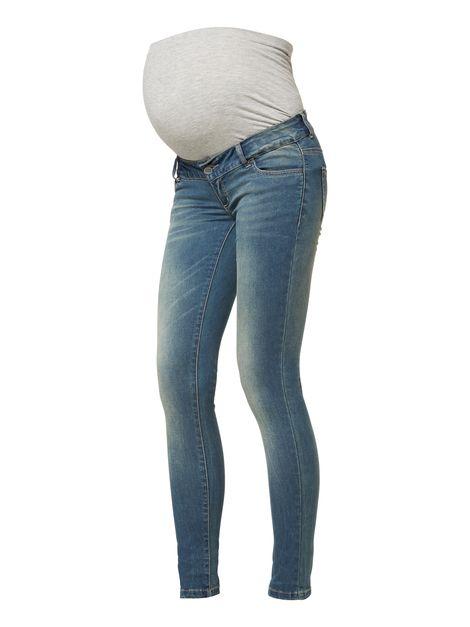 Mamalicious MlMelisa Slim Jeans odotushousut - Housut ja haalarit - 3332522104474 - 1