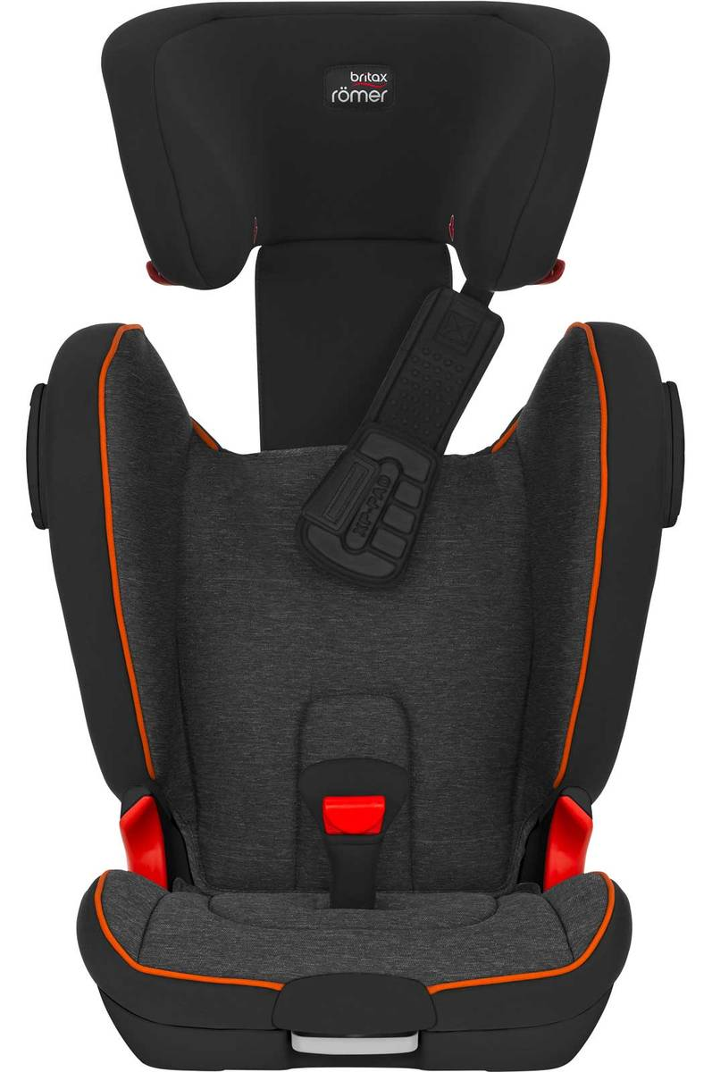 Britax Kidfix 2 XP Sict turvavyöistuin - Black Series - Turvavyöistuimet - 51222300025 - 16