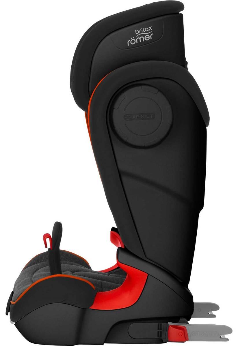 Britax Kidfix 2 XP Sict turvavyöistuin - Black Series - Turvavyöistuimet - 51222300025 - 17