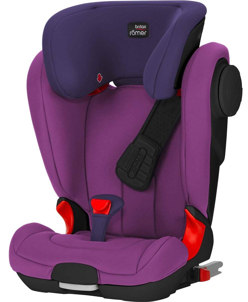 Minaral Purple - Turvavyöistuimet - 51222300025 - 4