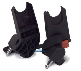 Baby Jogger Bracket adapteri Cybex/MC - Adapterit turvakaukaloille - 745146513105 - 1