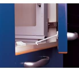 Brevi kaapin-/laatikonsuljin - Lukot, sulkimet ja salvat - 8011250325005 - 1