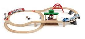 Brio junanvaihto-ratasetti - Puulelut - 7312350335125 - 1