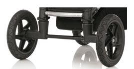 Britax B-Motion 4 -rattaan talvirenkaat - Talvirenkaat ja sukset - 4000984107685 - 1