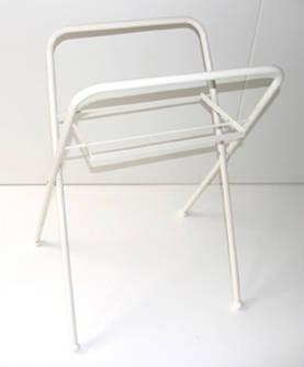 Geuther ammeteline valkoinen - Ammetelineet ja taittuvat hoitopöydät - 4010221019855 - 1