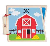Hape puinen ensikirja maatila - Ensikirjat - 6943478002135 - 1