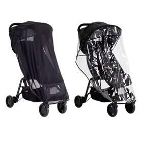 Mountain Buggy Nano sade- ja UV-suoja - Sadesuojat yksilörattaisiin - 9420015743555 - 1
