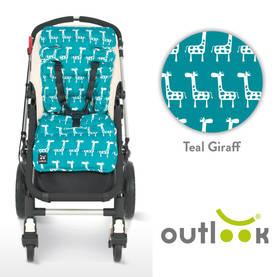 Outlook Istuinpehmuste Puuvillaa - Istuinpehmusteet - 9421005555 - 1