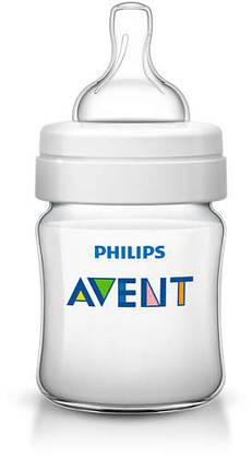 Philips Avent tuttipullo Classic+ 125 ml - Tuttipullot - 8710103695455 - 1