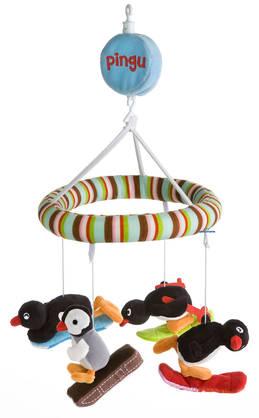 Rätt Start Pingu sänkymobile - Sänkymobilet - 7330786086015 - 1