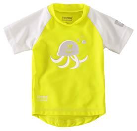 Reima SunProof Azores UV-paita - Hello Yellow - UV-vaatteet - 6320005985 - 1