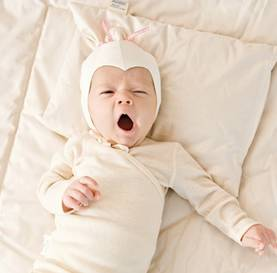 Ruskovilla vauvanpaita 40 - 70 cm - silkkivilla - Silkkivilla - 635214265 - 1