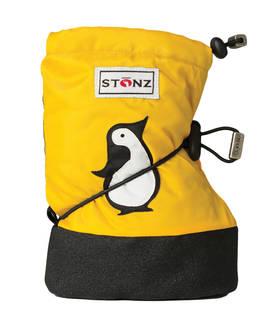 Stonz Booties töppöset - Penguin Yellow Plus - Töppöset - 5120033255 - 1