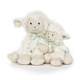 Teddykompaniet Bernt lammas - Pehmolelut ja ensilelut - 7331626021975 - 1