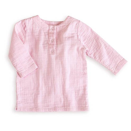 Aden+anais Muslin Tunic Top paita - Lovely Pink - Paidat ja mekot - 2100326585 - 1