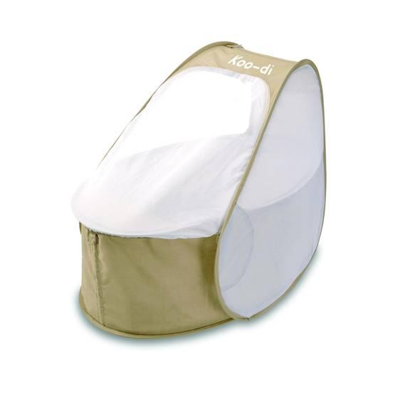 Koo-di Pop-Up Bassinette matkasänky - Matkasängyt ja lisävarusteet - 5060023801065 - 1