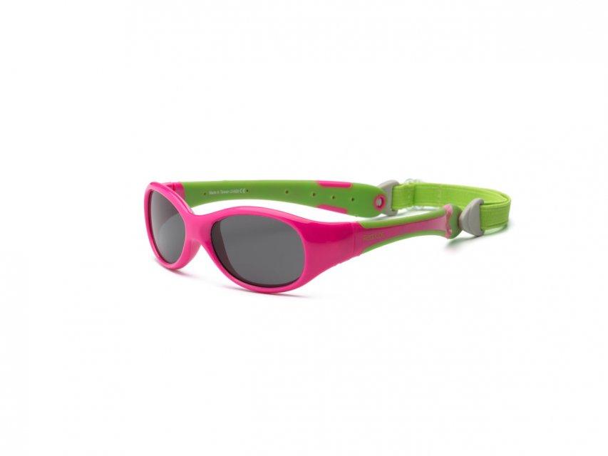 Cherry Pink/Lime - Vauvan aurinkolasit - 5012044856 - 1