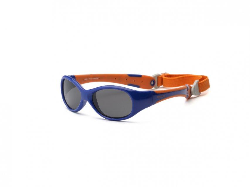 Navy/Orange - Vauvan aurinkolasit - 5012044856 - 3
