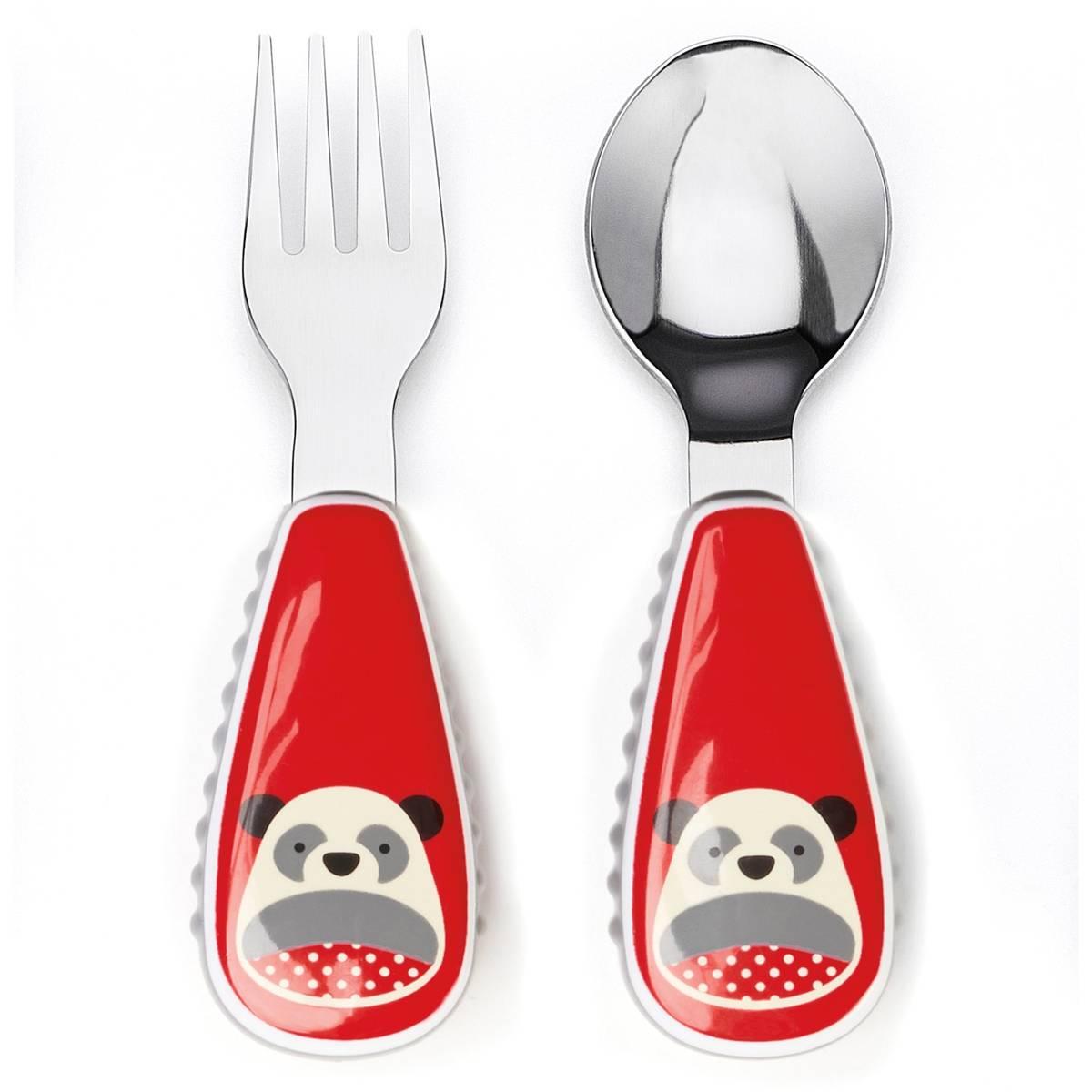Panda - Metalliset aterimet - 149576246 - 1