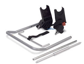 Baby Jogger Adapteri Multi Cybex/MC - Adapterit turvakaukaloille - 745146901216 - 1