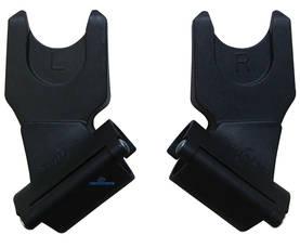 Easywalker Duo Plus adapterit 2012-> - Adapterit ja turvakaaret tuplarattaisiin - 8717755282316 - 1