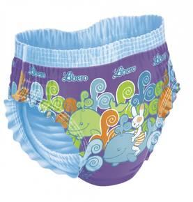 Libero Swimpants uimavaippa 10-16kg 6kpl - Vaipat ja uimavaipat - 7322540375756 - 1