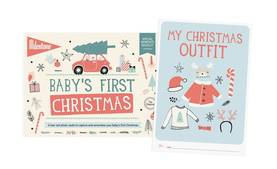 Milestone Booklet Baby's First Christmas - Kortit - 8718564767056 - 4