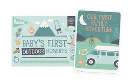 Milestone Booklet Baby's First Outdoor - Kortit - 8718564766066 - 1
