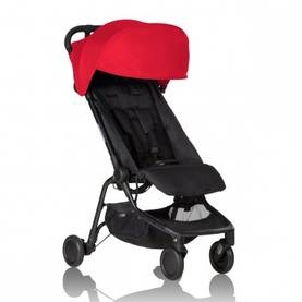 Mountain Buggy Nano V2 rattaat - Matkarattaat - 9420015755596 - 1